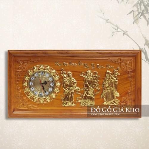 Top tranh gỗ đẹp hợp phong thủy treo phòng khách