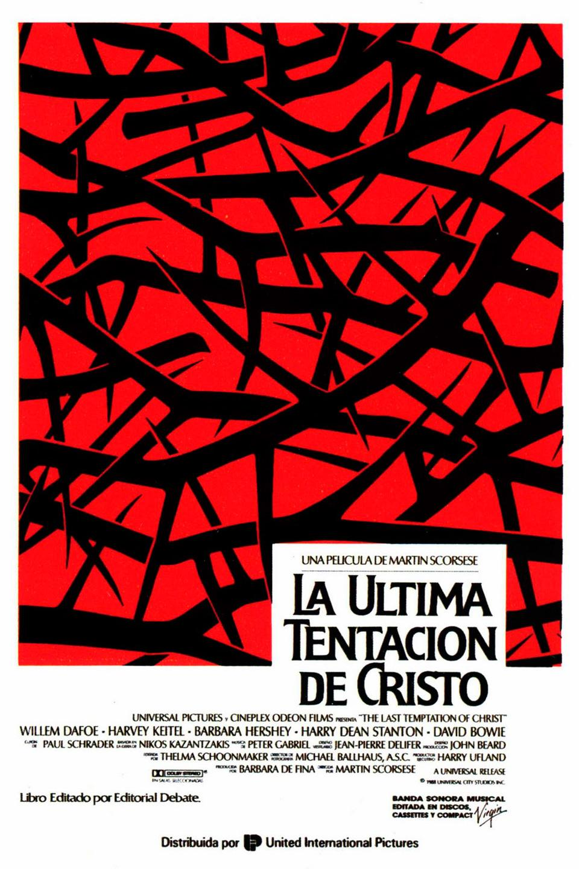 La última tentación de Cristo - Película 1988 - SensaCine.com