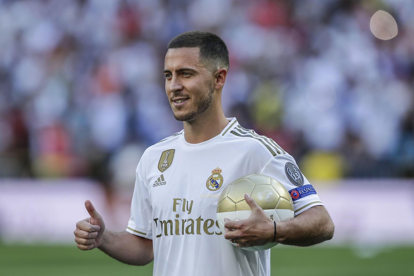 Эден Азар перешел в Реал
