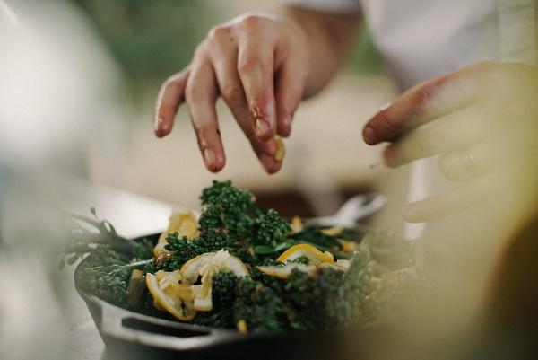 蔬食料理-自己煮