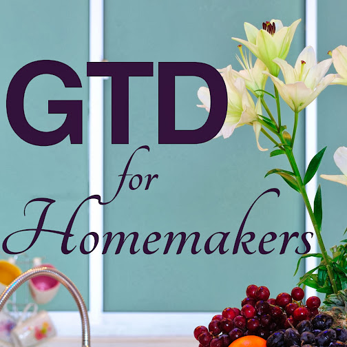 GTD for Homemaker Moms