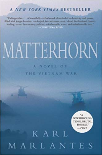 Matterhorn: A Novel of the Vietnam War (2009) by Karl Marlantes