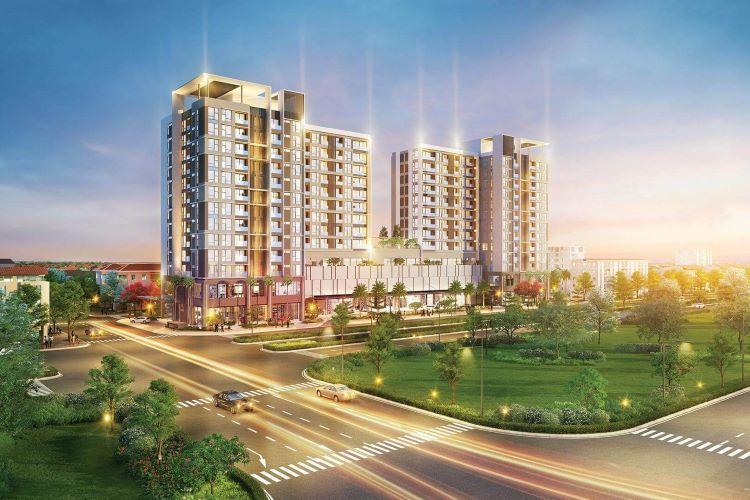 The Ascentia là dự án căn hộ cao cấp tại quận 7