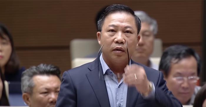 ĐBQH Lưu Bình Nhưỡng: Ngay thời đại dịch mà còn tham nhũng thì không thể chấp nhận được
