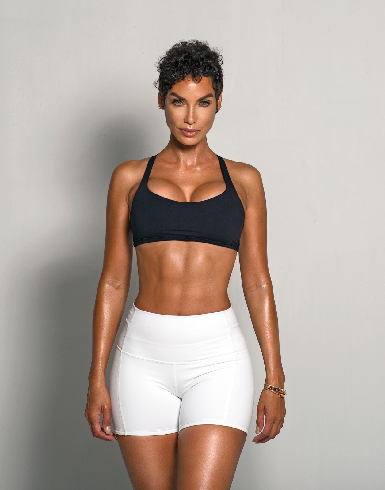 Image result for nicole murphy working out