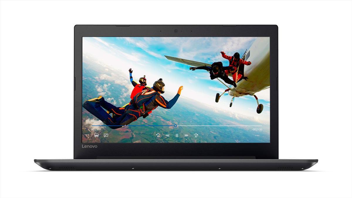 Фото1  Ноутбук Lenovo IdeaPad 320-15 Onyx Black (81BG00QJRA)