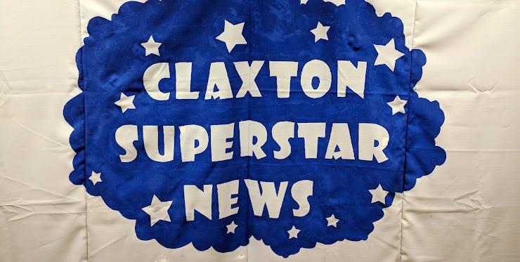 Claxton Superstar News logo