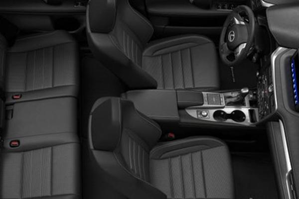 2020-Lexus-RX-350-Seat