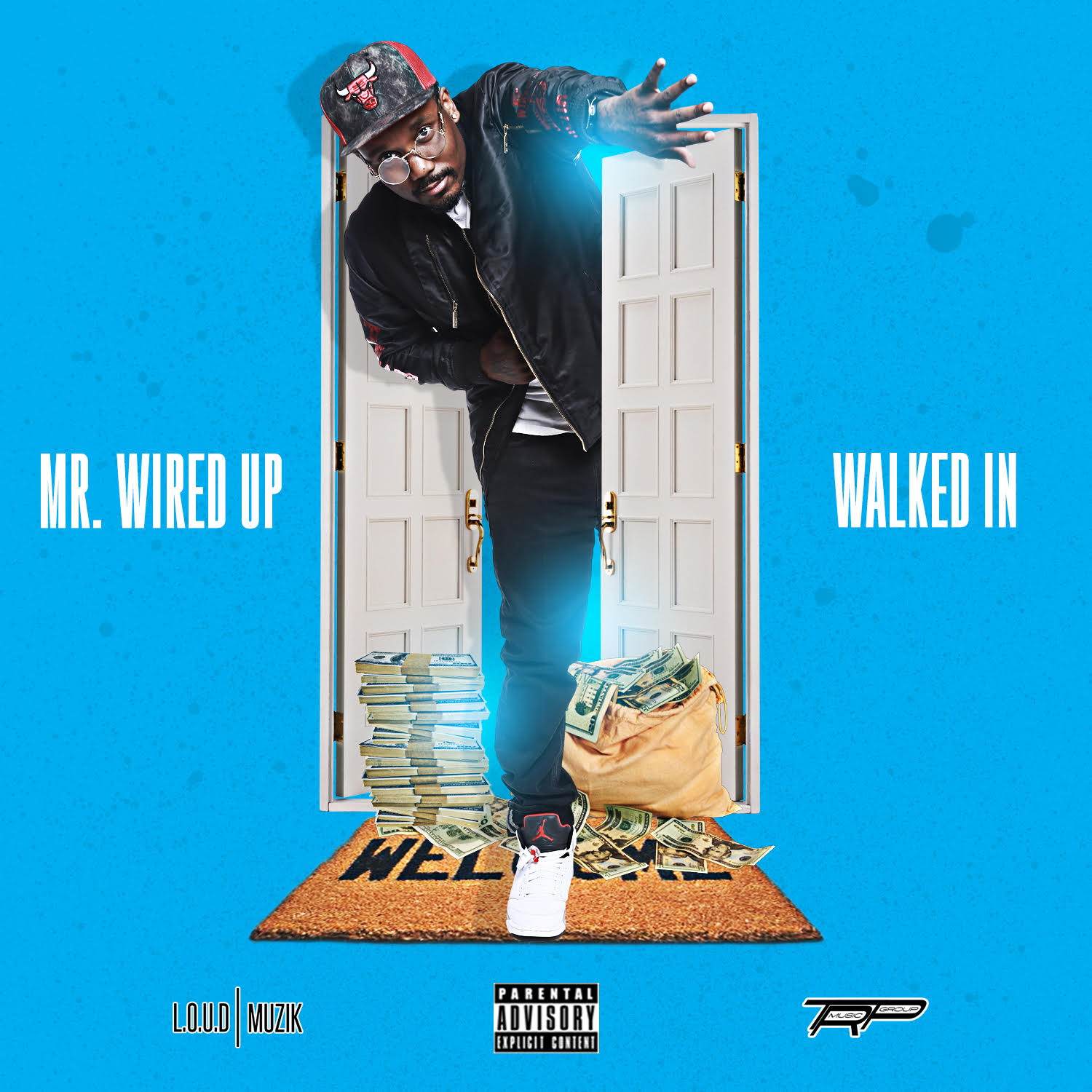 "Houston's Mr. Wired Up (@mrwiredupohboy) ""Walked In"" and is On His Way Up"