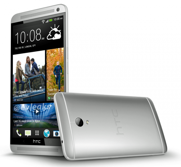 "HTC One ""max"" Branding Leaked"