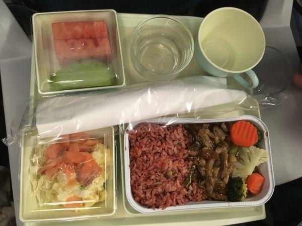 越南航空飛機餐