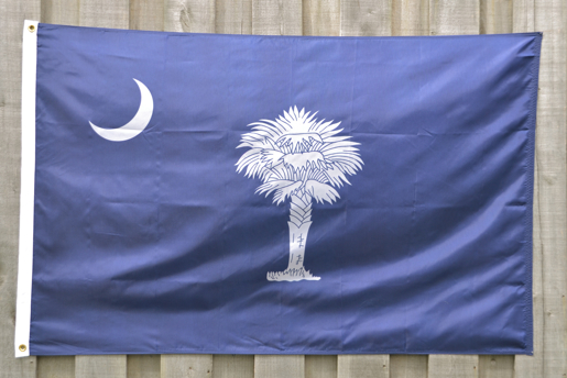 South Carolina Flag by Volunteer Traditions