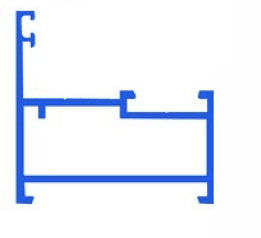 Схема алюминиевых конструкций Арта Груп - фото 2