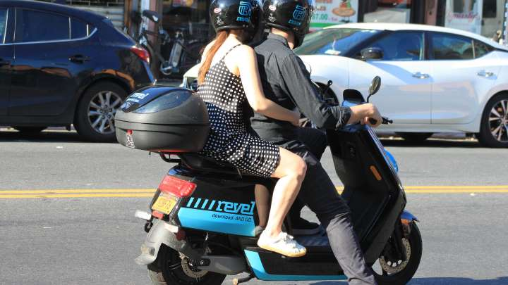 How To Ride A Scooter Easily