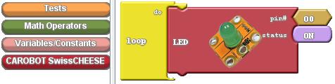 CAROBOT SwissCHEESE Education Kit