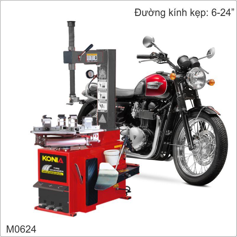 Thiết Bị G20 phân phối máy làm lốp xe máy Bright chuyên nghiệp nhất
