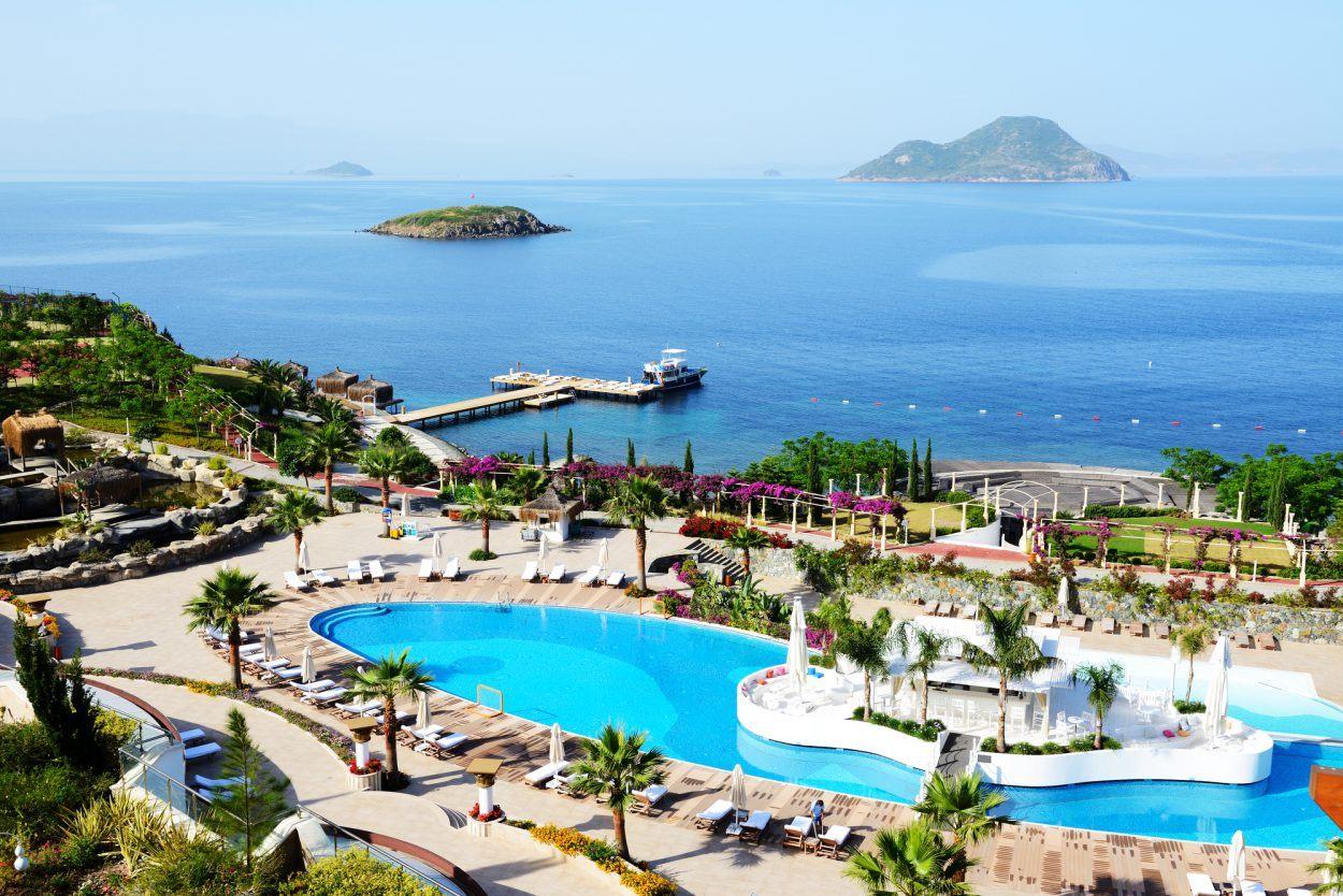 Купить горящие туры в Турцию