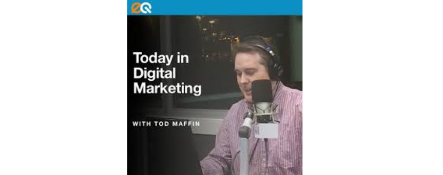 Today in Digital Marketing Podcasts logo