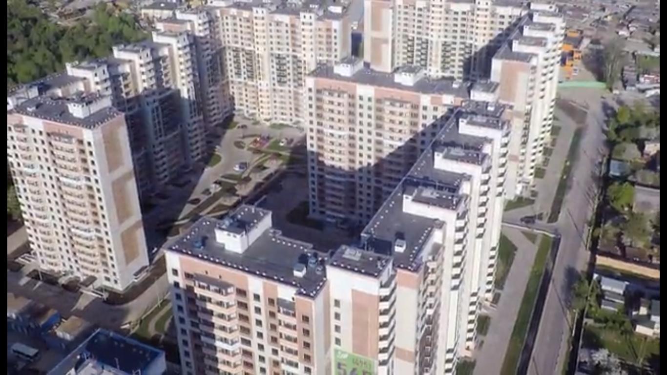 ЖК «Ольгино парк» готов принять новых жильцов 20