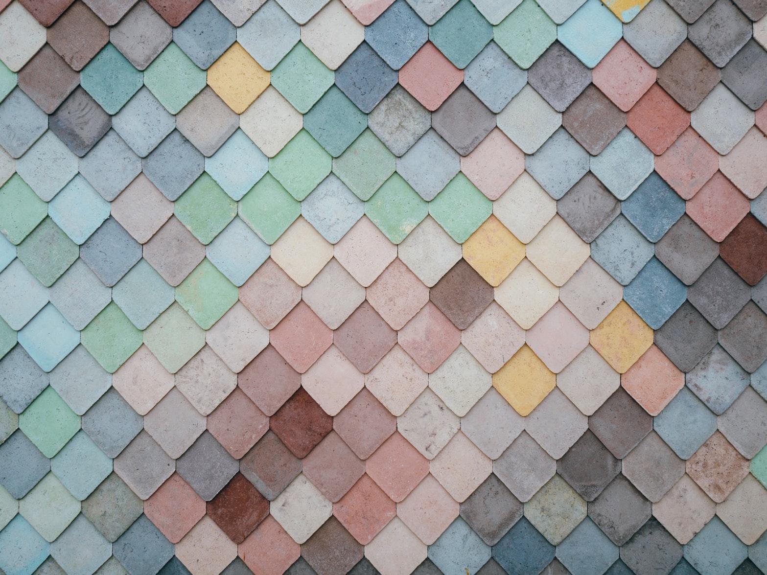 tiles shingles linkedin background