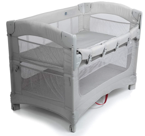 Arm's Reach Concepts Ideal Ezee 3-in-1 Bedside Bassinet for premature babies
