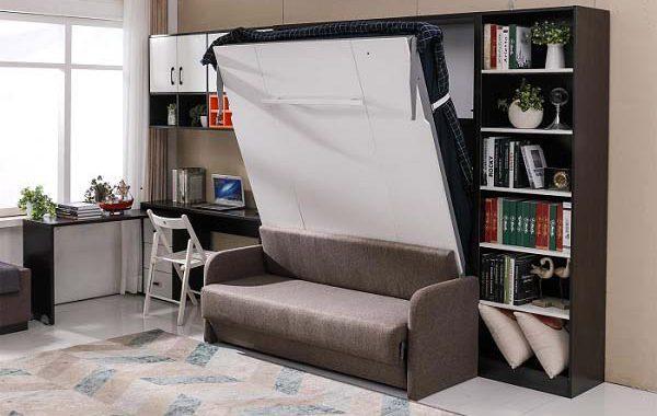 Ưu điểm của giường thông minh cho phòng nhỏ