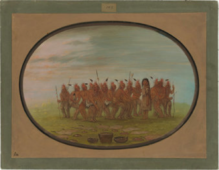 Dance to the Berdache – Saukie (1861/1869)