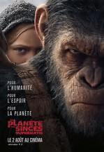 Résultat d'images pour affiche la planète des singes suprématie