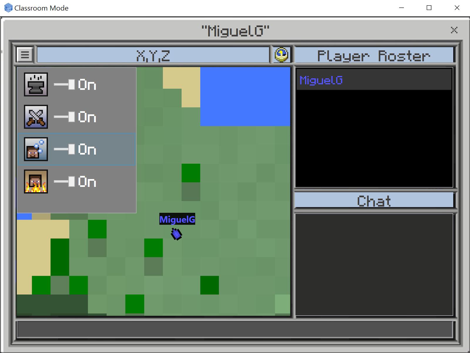 Server Setup & Classroom Mode for Minecraft: Education