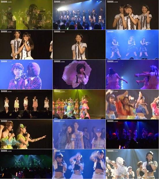 "(LIVE)(公演) SKE48 チームS ""制服の芽"" 公演 140726"