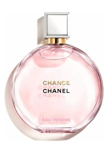 4. Chance Eau Tendre Eau de Parfum : Chanel