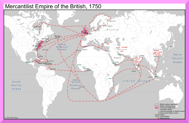 how does tobacco link britain's empire Britain's colonization of egypt in the 1860s was done to secure the suez canal - a trade route that shortens voyages from europe to asia described by von bismarck as the 'spine of the british empire', the suez canal was vital to the empire until its death.