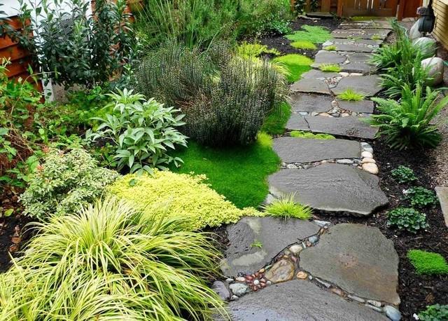 Dosis Arquitectura Excelentes Ideas Para Sendero De Jardin - Ideas-de-jardin