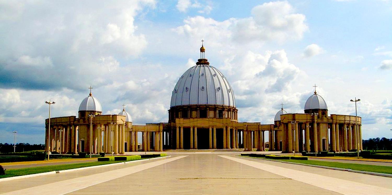 As maiores construções do mundo: basílica de nossa senhora da paz