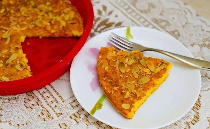 Рецепт смачної гарбузової запіканки з манкою
