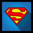 hero, super, superman icon