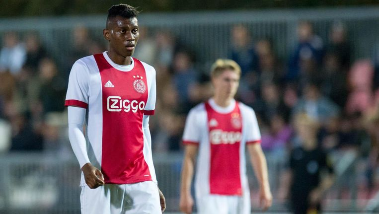 Mateo Cassiera at Ajax Amsterdam