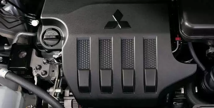 Mitsubishi Xpander được trang bị động cơ 1.5L DOHC