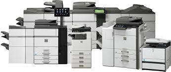 Một số loại máy photocopy