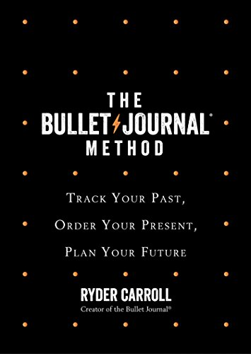 Bullet Journal For Cultivating positive personal development