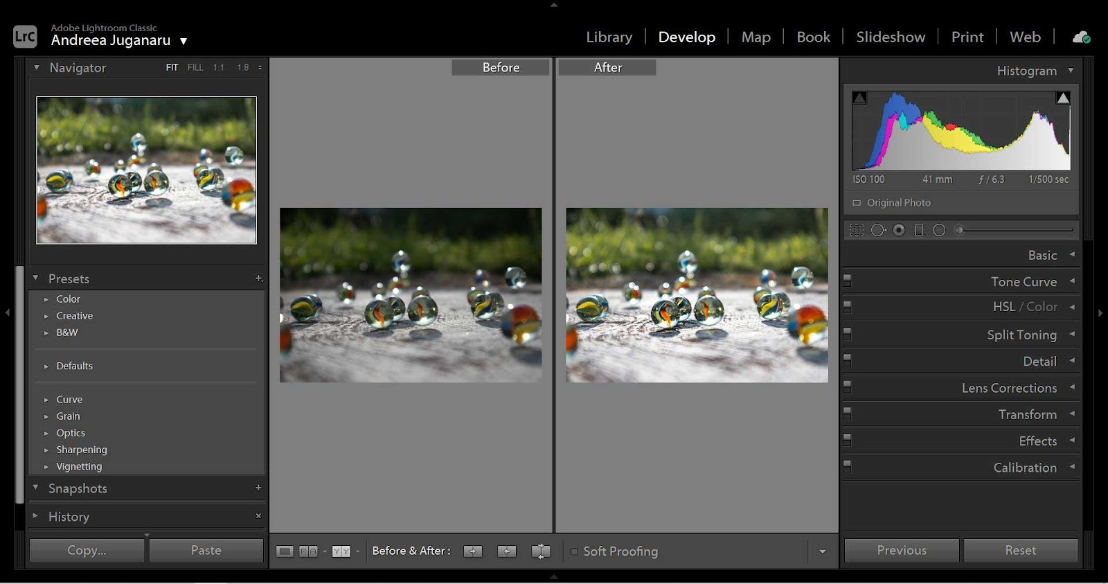 How To See Before And Afters In Lightroom