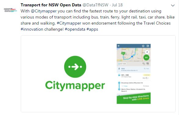 What Does Endorsement From Transport for NSW Mean for you