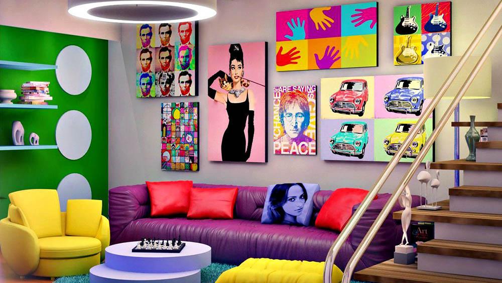 Nhận biết cá tính từng người thông qua thiết kế nội thất