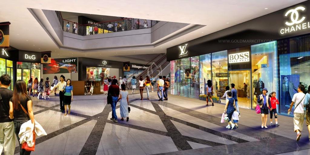 Trung tâm thương mại Goldmark City