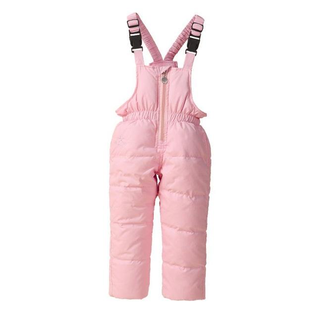 Spodnie od kombinezonu dla dziewczynki
