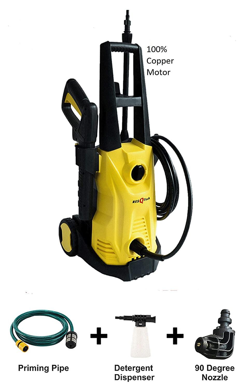 ResQTech 1700-Watt 135 BAR High Pressure Washer