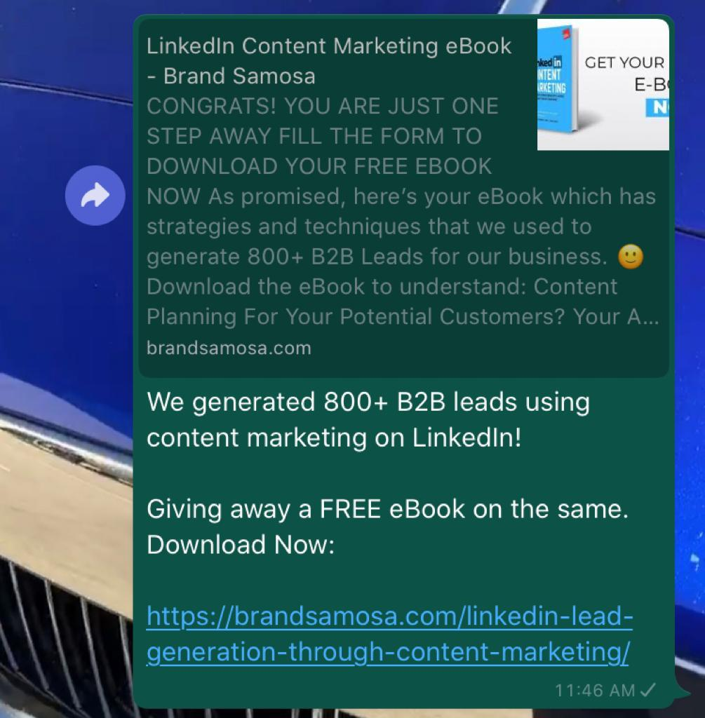 Content Distribution is an effective method to have more views on LinkedIn posts