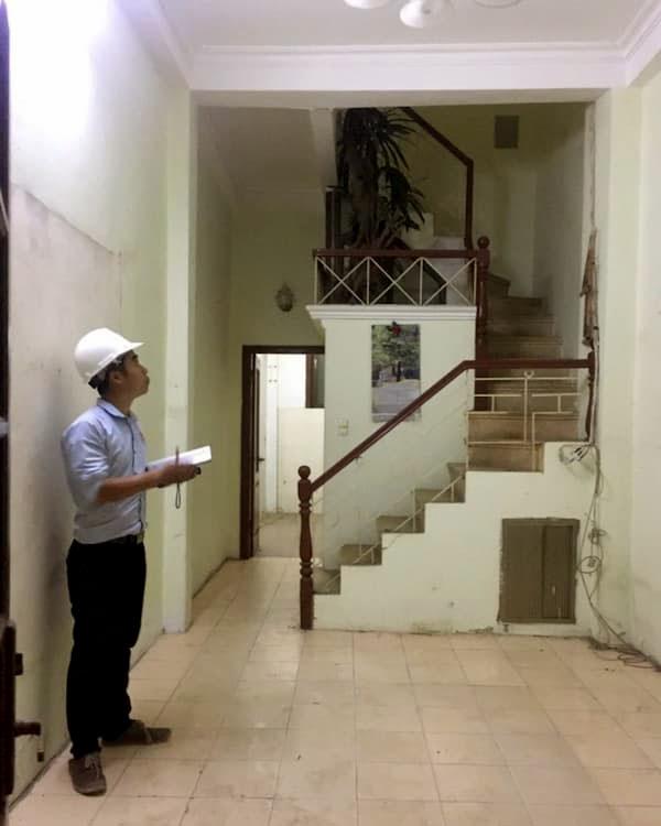 Thợ sửa chữa nhà quận Tân Phú của Sài Gòn DVH chuyên nghiệp
