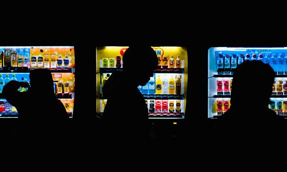 máquina vending
