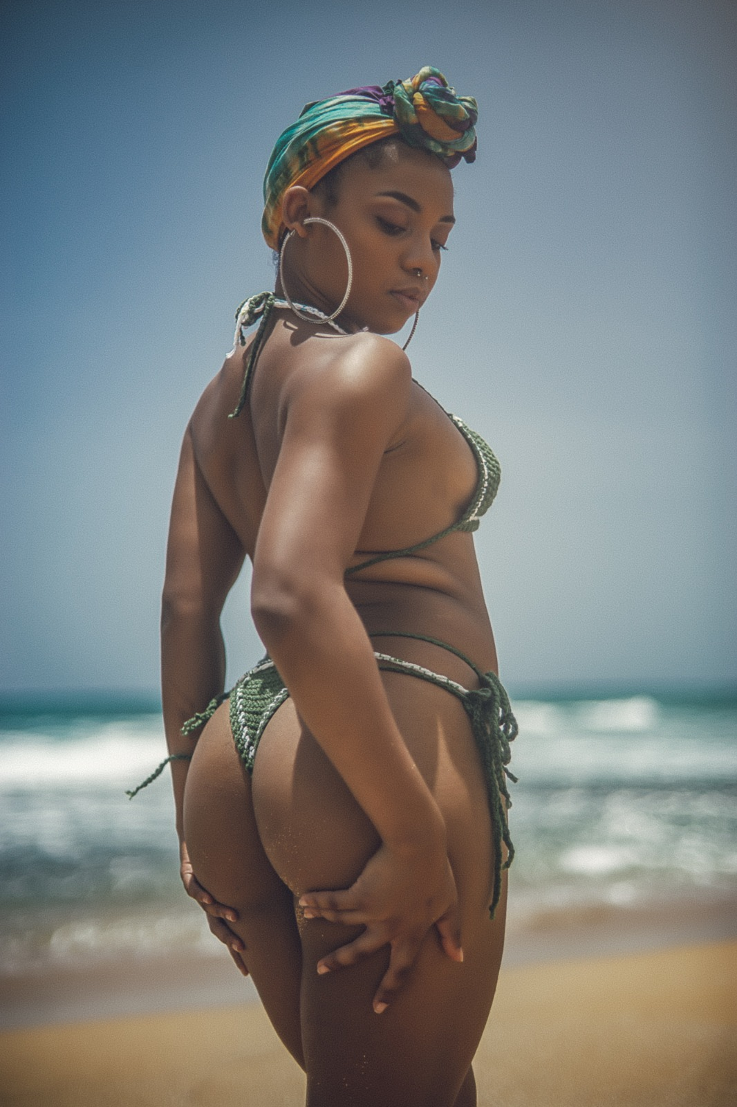 Pictures of erotic caribbean women